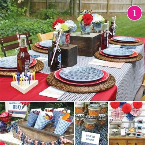backyard bbq party supplies 93 best images about 4th of july and patriotic wedding