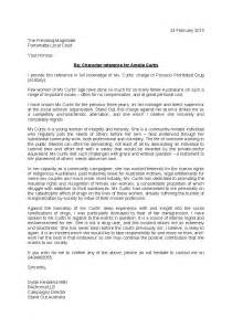 character reference letter letters of reference