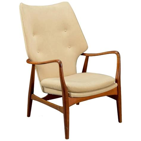 high backed armchairs high back madsen armchair for sale at 1stdibs