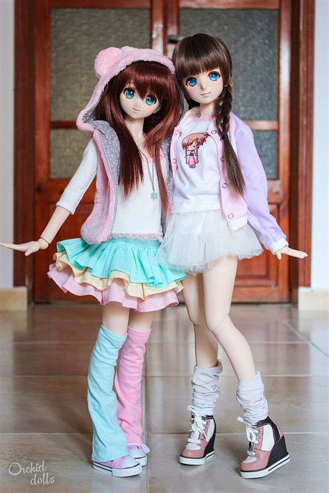 jointed doll anime 737 best dollfie images on anime dolls