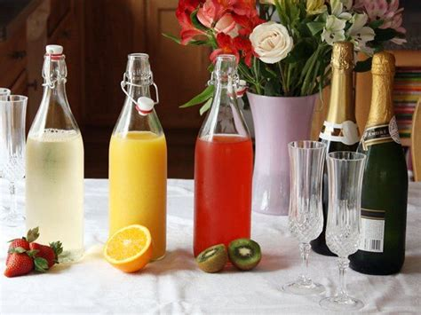 118 best mimosa bar images on pinterest