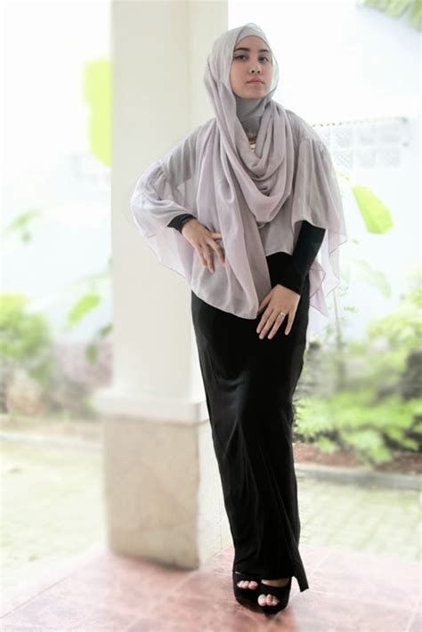 Xsml Wanita style inspiration i m in grey and black