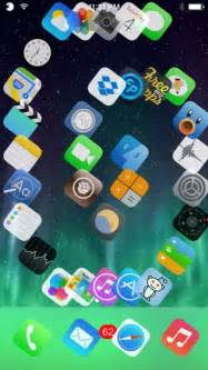 how to hack home design on iphone create custom home screen layouts with homescreendesigner tweak