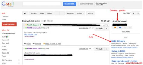 gmail themes preview a preview to gmail s new look