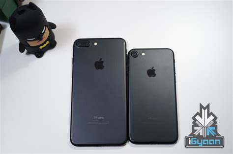 apple iphone 7 and iphone 7 plus unboxing and on igyaan