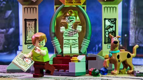 home scooby doo lego