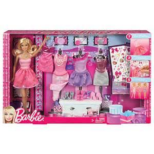 Barbie fashion activity gift set target australia
