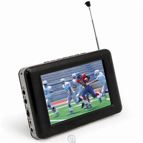 Tv Portable delstar ds 5400 portable digital tv television 4 5 quot screen