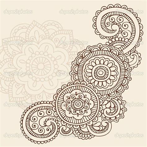 henna tattoo designs eps 137 best henna on paper images on ideas