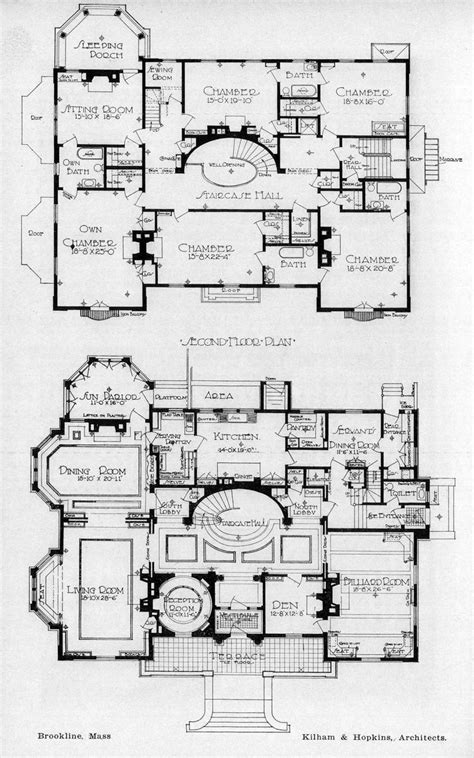 mega homes floor plans mega mansion house plan striking dream plans floor best