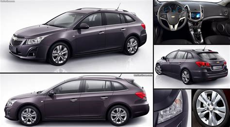 chevrolet cruze station wagon  pictures