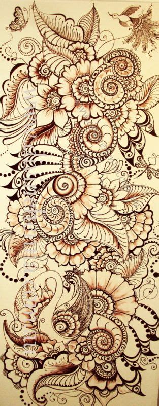 Henna Magic Brown chris chri 0 tattoos 171 pinned tattoos 171 other 171 pictures design flash