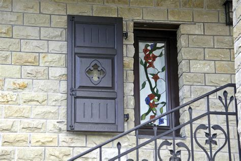 Gallery :: Stained Glass Panels and Custom Windows Inserts