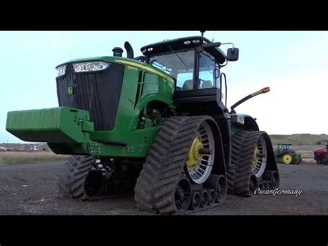 monster john deere 9560r quad track tractor w/ soucy