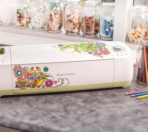 how to use printable vinyl with cricut coloring pages that double as trendy vinyl decor for your