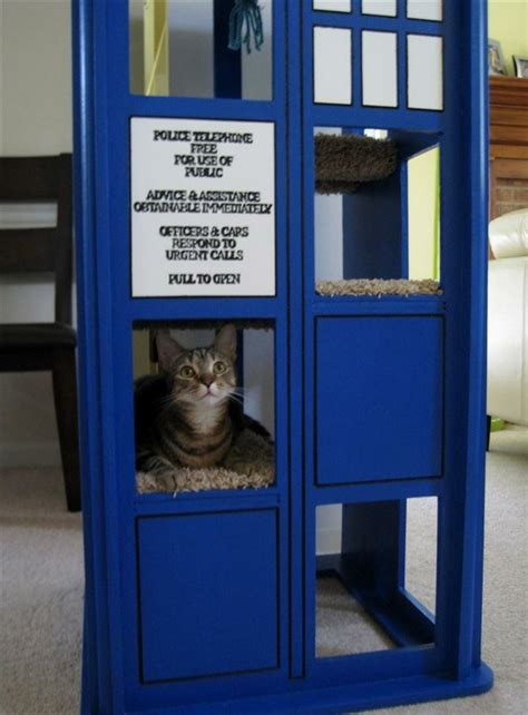 Tardis Cat House Plans Nerdy Bits Inadequate Iron Epic Mini Voltron Metal Covers Of Doctor Who