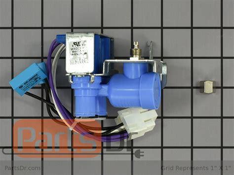 Water Inlet Mesin Cuci Samsung da62 02360b samsung water inlet valve parts dr