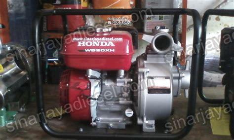 Pompa Air Honda Wb 20 Xh wb20xn gx160 5 5hp 2inch sinar jaya diesel