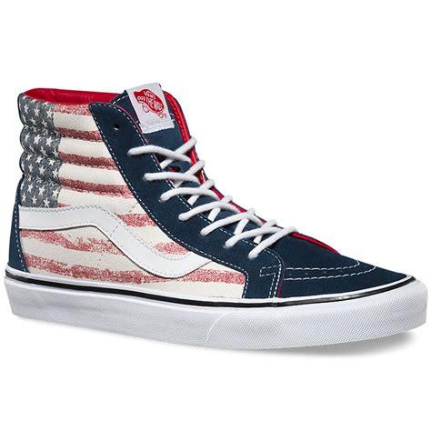 vans sk8 by gudang vans vans sk8 hi reissue americana shoes