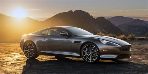 Aston Martin Aston Martin Db9 The Lived Savior Of The Brand Ends Production