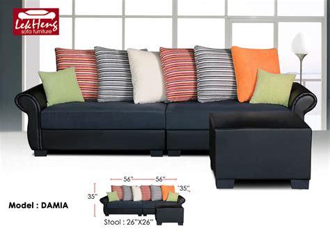 Sale Dkny Sofa Black Termurah marvellous harga sofa interior images simple design home