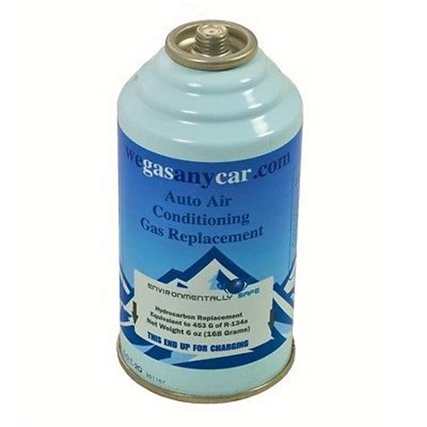 Conditioner Refil car aircon air con air conditioning top up recharge refill regas diy gas can thompsons