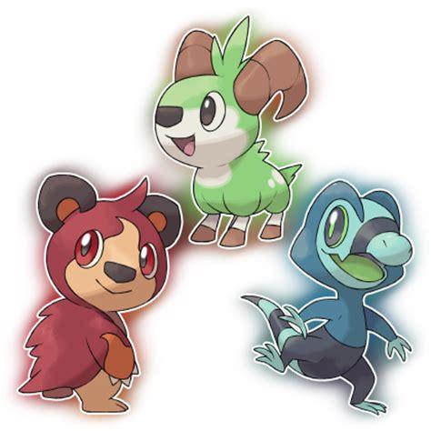 [rumor] starter pokemon for gen 8 leaked [update] nope