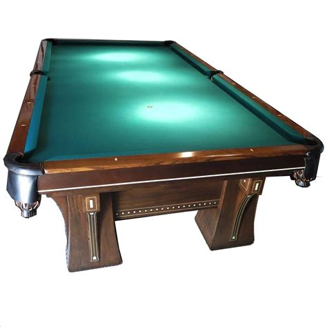 brunswick arcade pool table at 1stdibs