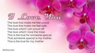 i love you poems for mom from daughter poetry for mothers