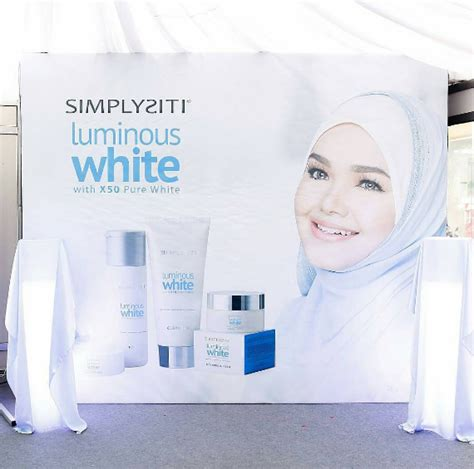 Simplysiti White Detox Testimoni by Faceblogisra Simplysiti Luminous White Produk Terbaru