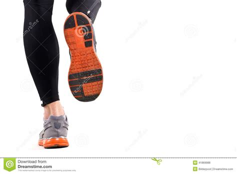 boots running time running shoes in stock photo image 41869988