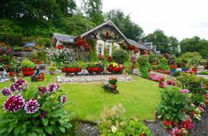 Gardening Picture Great Grandfather S Stunning Garden Becomes Scottish