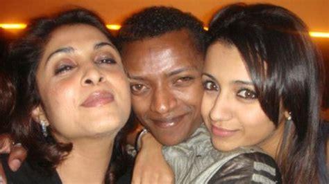 heroine trisha husband photos suchileaks suchitra karthik shares another nude video of