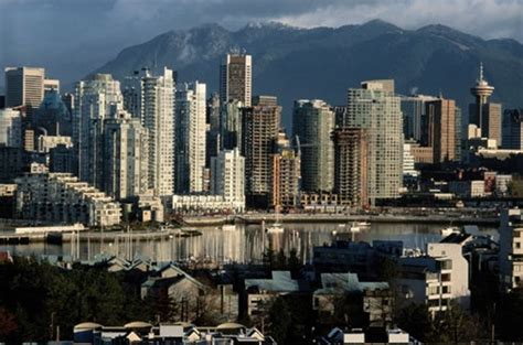 Wall Murals Vancouver vancouver canada photo wall mural industrial wallpaper