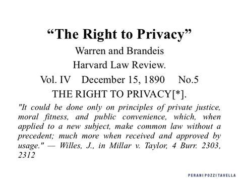 dati giuridica introduzione alla privacy giuridica