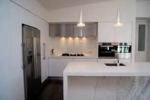 kitchen white marble marble and white kitchen contemporary kitchen other metro by