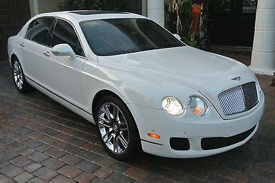 bentley white 4 doors bentley cars for sale in orlando florida