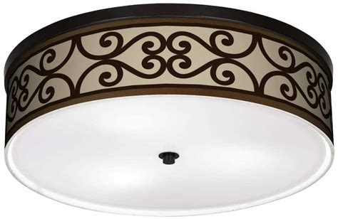 beautiful ceiling lights 12 beautiful flush mount ceiling lights tidbits twine