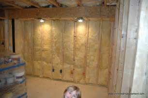 To finish a basement you ll most likely start with framing your walls
