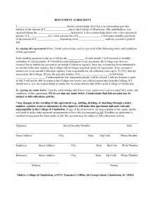 Repayment Contract Template by Installment Loan Contract Collateral Loans