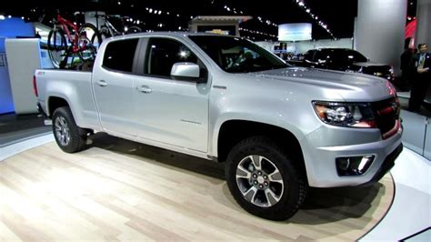 2015 chevrolet colorado specs 2015 chevrolet colorado review and specs