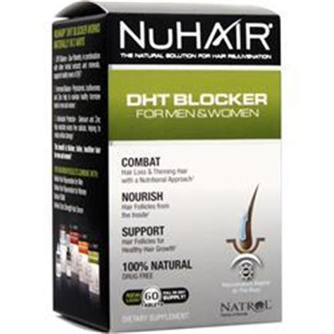 vitamins and minerals that will lower dht nu hair dht blocker for men women on sale at