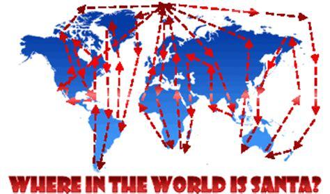 santa map the world s catalog of ideas