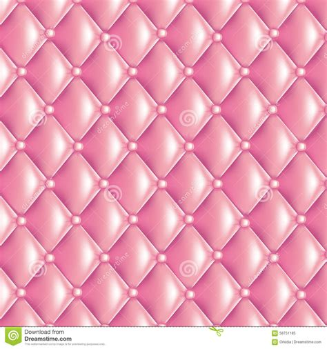 pink quilted wallpaper pink quilted texture stock vector image 58751185