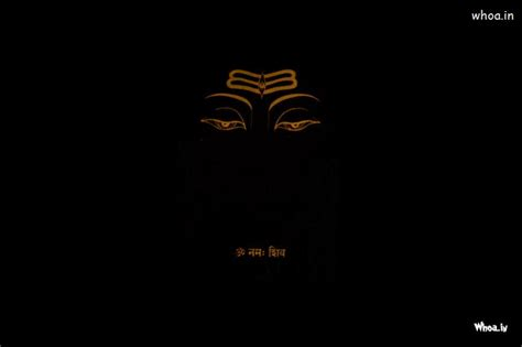 black and white om wallpaper lord shiva face with om namah shivaya hd wallpaper