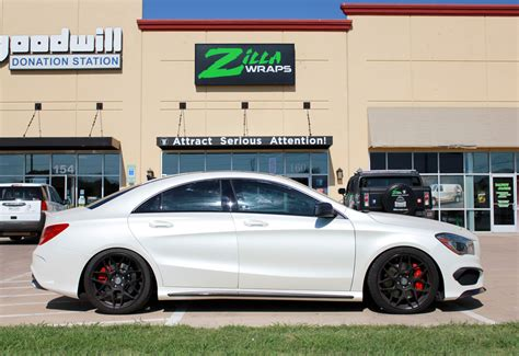 white wrapped cars mercedes car wrap satin white pearl zilla wraps