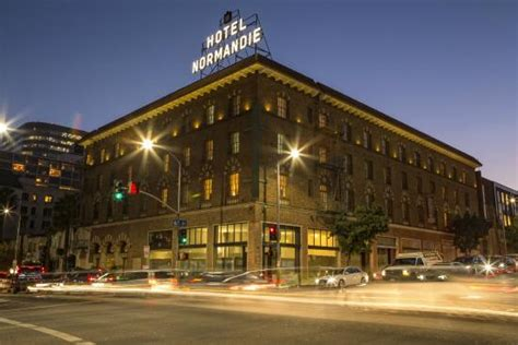 friendly hotels los angeles the hotel normandie los angeles hotel reviews