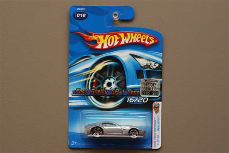 Wheels Realistix wheels 2005 editions realistix ford shelby gr 1 concept silver