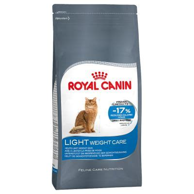 royal canin light weight care customer reviews at zooplus