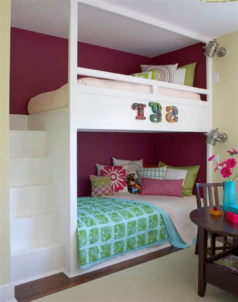 custom kids beds custom bunk beds kids beach style with pale green wall
